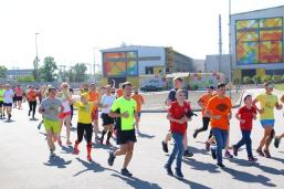 На ІНТЕРПАЙП СТАЛІ пройшло масштабне бігове тренування