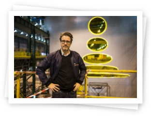 Unique Artworks by Olafur Eliasson at INTERPIPE STEEL