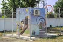ИНТЕРПАЙП СТАЛЬ ввел в эксплуатацию систему экологического мониторинга воздуха в Индустриальном районе