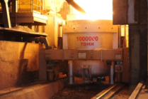 ИНТЕРПАЙП СТАЛЬ выплавил первый миллион тонн стали