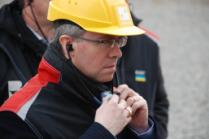 Посол Швеции Стефан Гуллгрен посетил ИНТЕРПАЙП СТАЛЬ