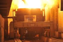 ИНТЕРПАЙП СТАЛЬ произвела 500 тысяч тонн стали