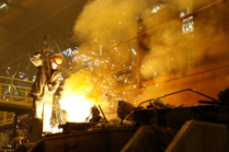 INTERPIPE STEEL reaches a rate of production of 110 thousand tons of steel per month