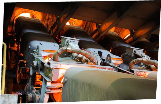 Машины непрерывного литья заготовки