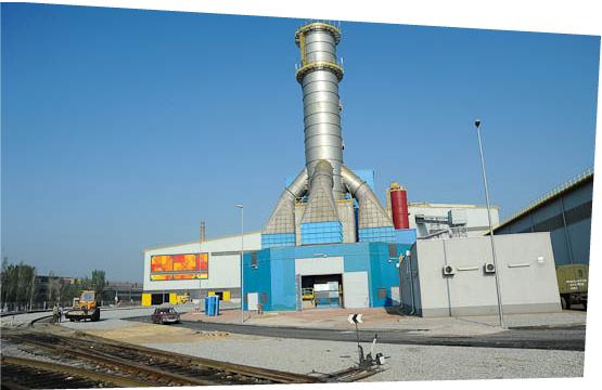 Современная система газоудаления и газоочистки