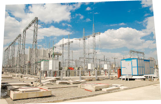Electric energy provision