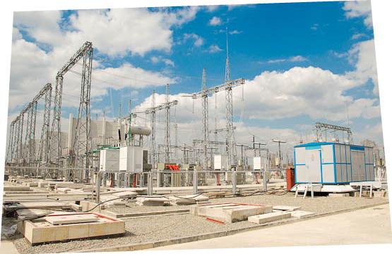 Обеспечение электроэнергией