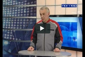 Gennady Yesaulov at 34 Channel 'Poglyad'